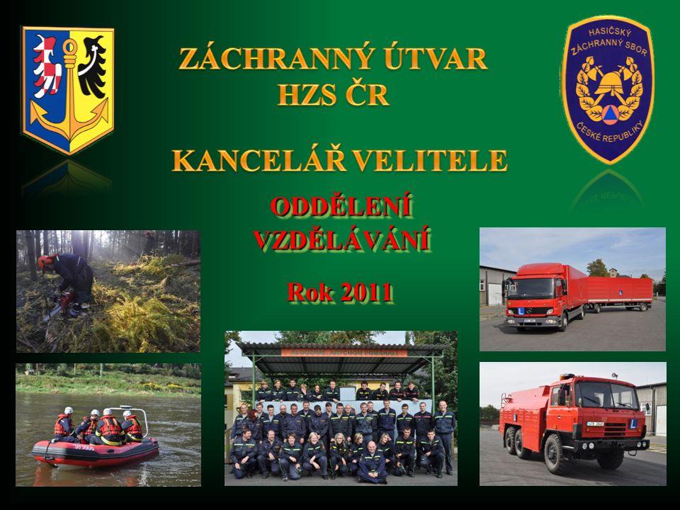 ODDĚLENÍ VZDĚLÁVÁNÍ Rok 2011 ODDĚLENÍ VZDĚLÁVÁNÍ Rok 2011