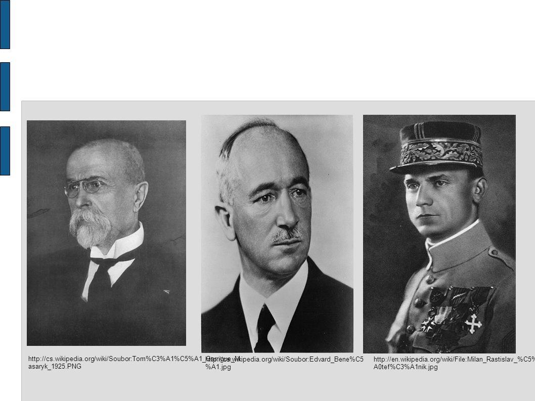Setkání s Wilsonem Přesvědčí amerického prezidenta, že požadavky jednotlivých národů R-U jsou oprávněné 18.