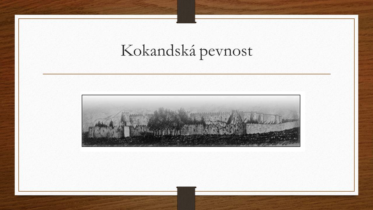 Kokandská pevnost