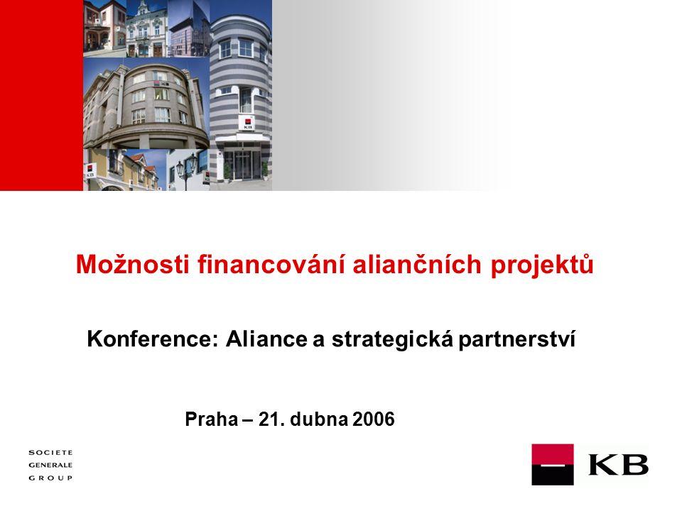 JJ Mois Année Možnosti financování aliančních projektů Konference: Aliance a strategická partnerství Praha – 21.