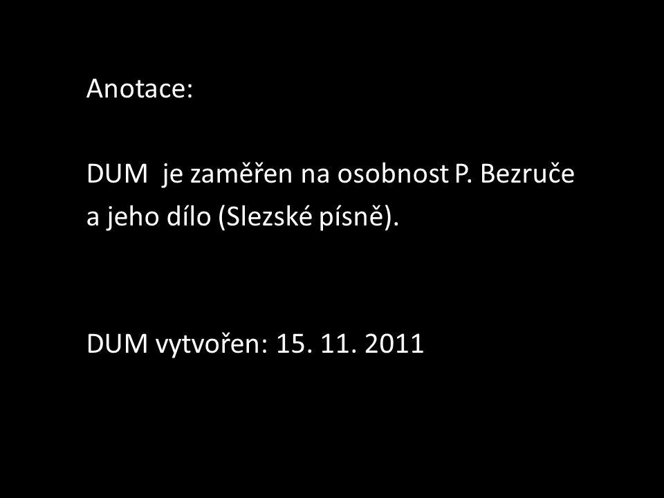 Ostrava Sto roků v šachtě žil, mlčel jsem, sto roků kopal jsem uhlí, za sto let rameni bezmasém svaly mi v železo ztuhly.