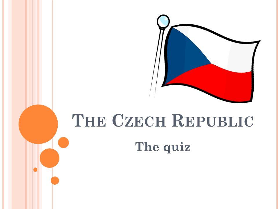 1) W HAT IS THE BEST KNOWN C ZECH SPA TOWN .