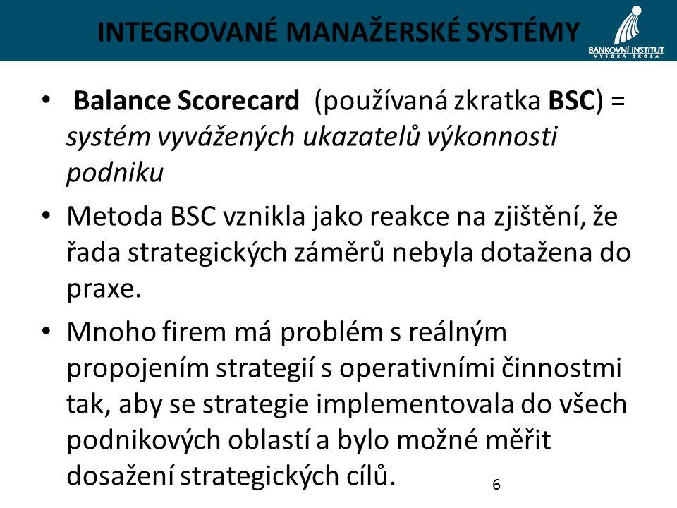 Balance Scorecard 7