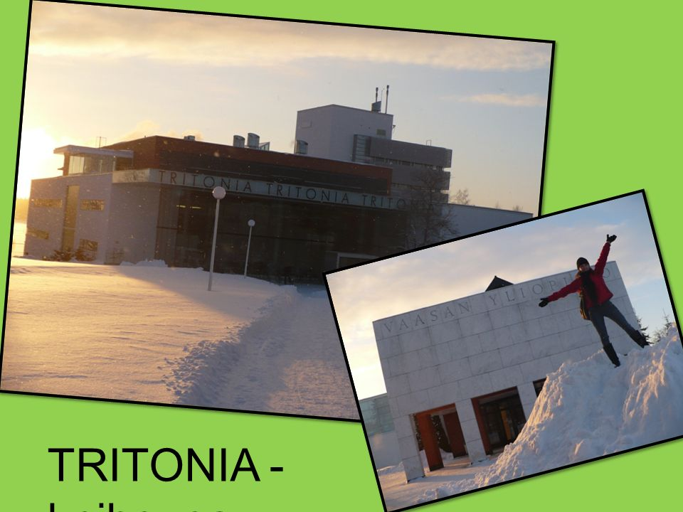 TRITONIA - knihovna