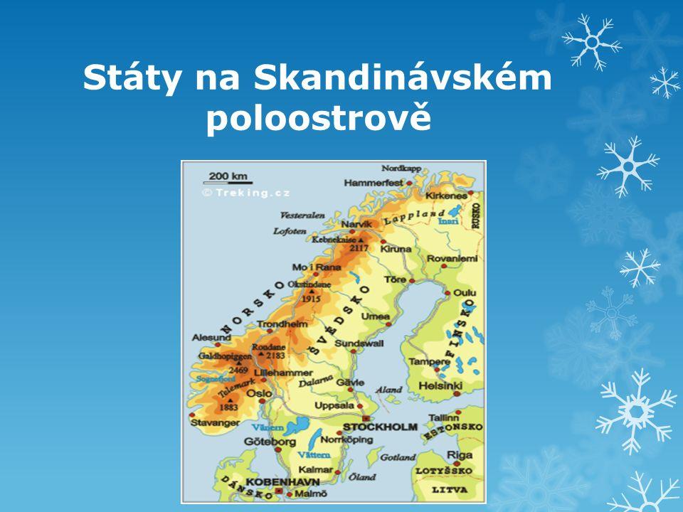 Státy na Skandinávském poloostrově