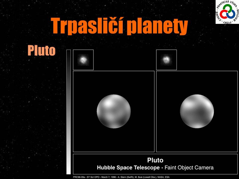 Trpasličí planety Pluto