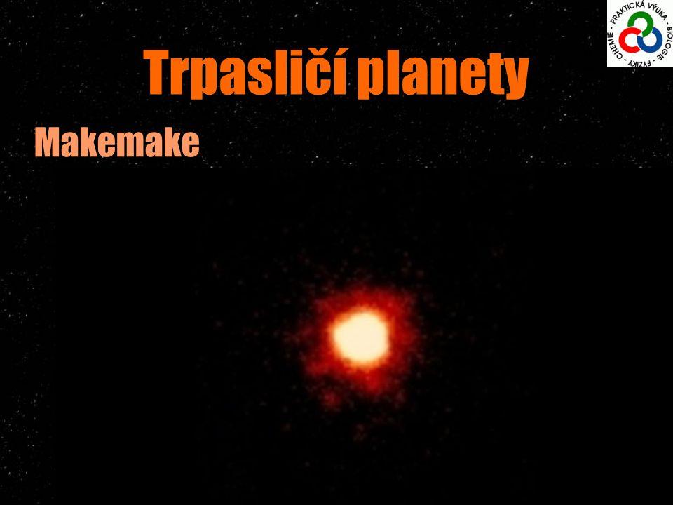 Trpasličí planety Makemake