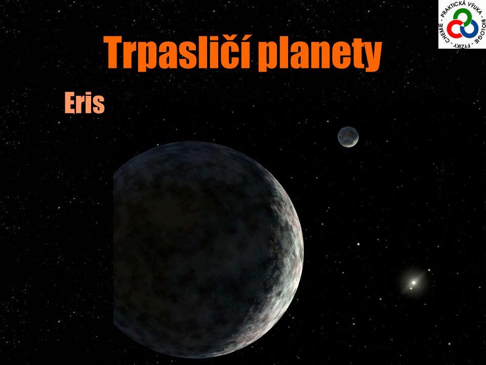 Trpasličí planety Eris