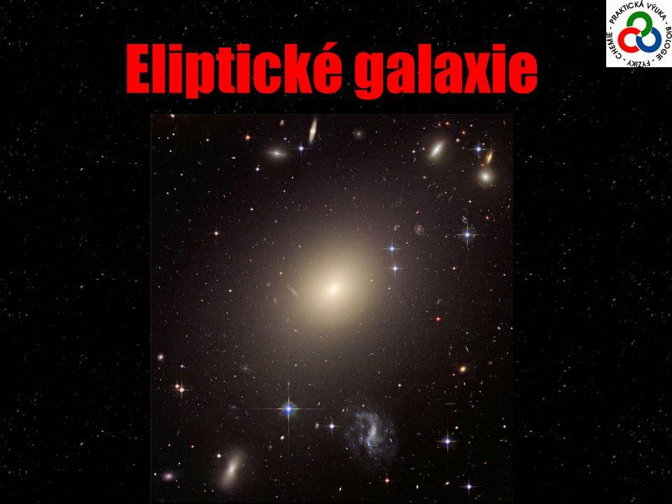 Eliptické galaxie