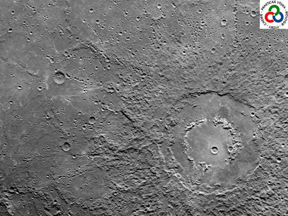 Planety Merkur