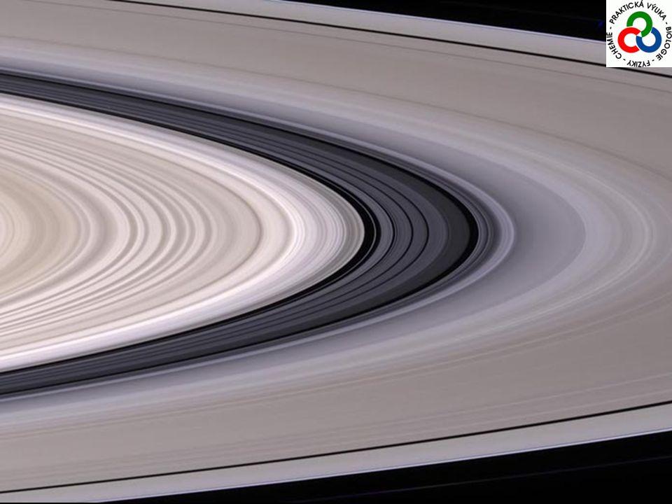 Planety Saturn