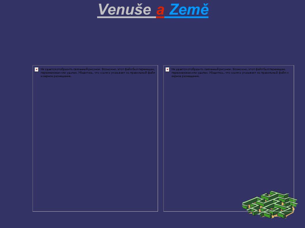 Venuše a Země