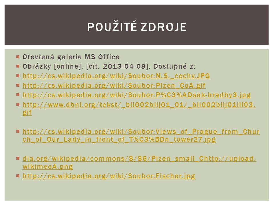  BÍGL, Zdeněk.České země za posledních Přemyslovců: středověk pro základní školy.