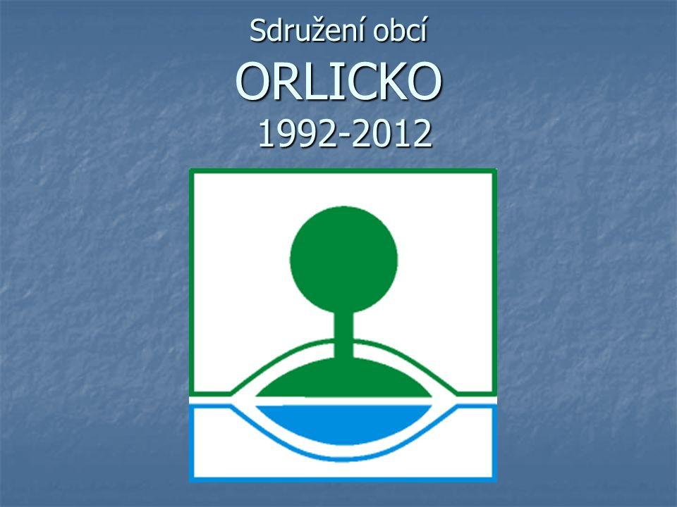 Sdružení obcí ORLICKO 1992-2012