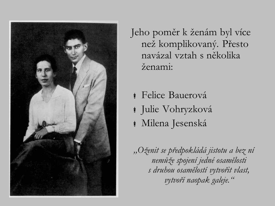Odkazy: http://kafka.typomil.com/ (dílo,,Proměna online) http://mujweb.cz/www/franz.kafka http://cs.wikipedia.org/wiki/Franz_Kafka www.jaroslav-rona.cz (autor pomníku)
