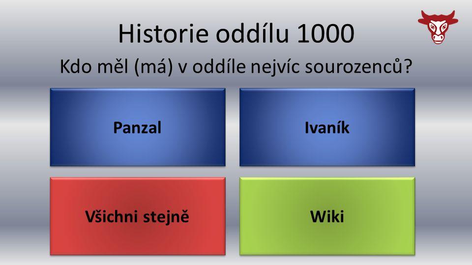 Historie oddílu 4000 V jaké zemi oddíl nikdy nebyl? Řecko Srbsko Turecko Slovinsko