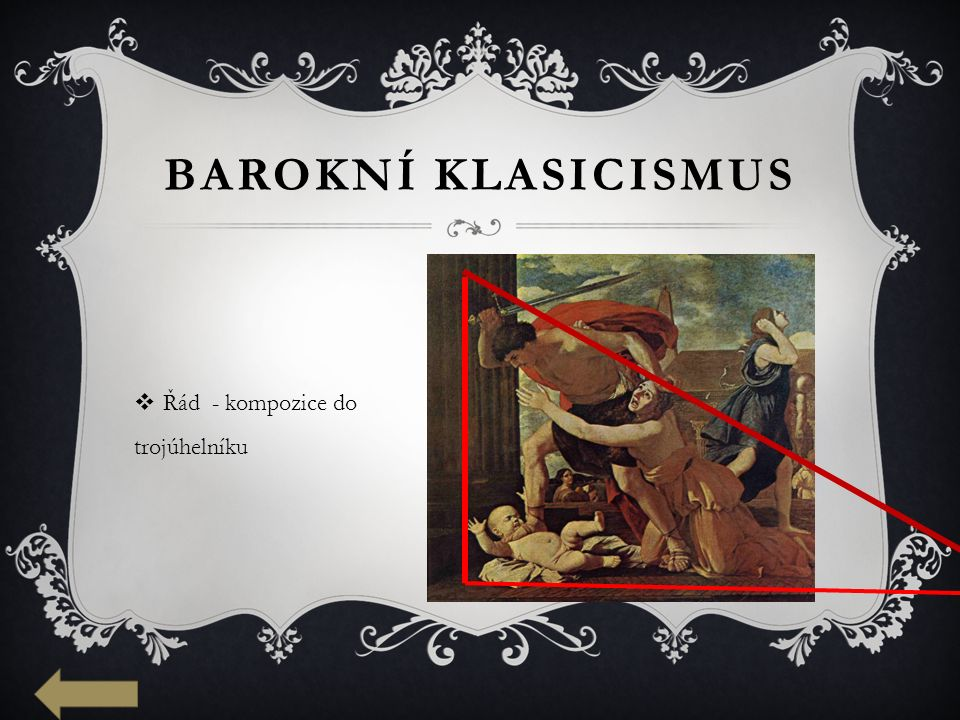 BAROKNÍ REALISMUS  Přesný popis skutečnosti  Smysl pro detail  Dnes fotografie Caravaggio: Večeře v Emauzích,1596 - 1598