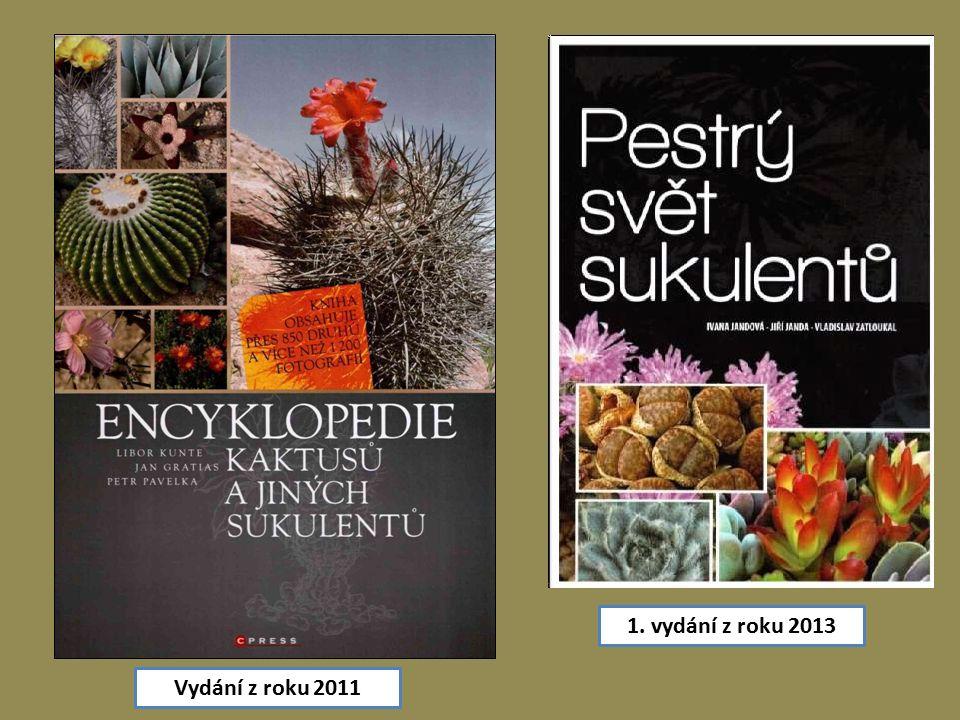 Vydání z roku 2011 1. vydání z roku 2013