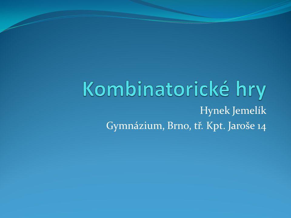 Hynek Jemelík Gymnázium, Brno, tř. Kpt. Jaroše 14
