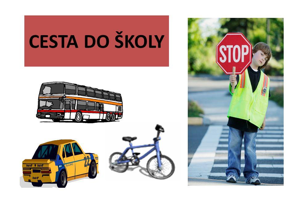 Účastníci dopravního provozu Každý den se stáváme účastníky silničního provozu.