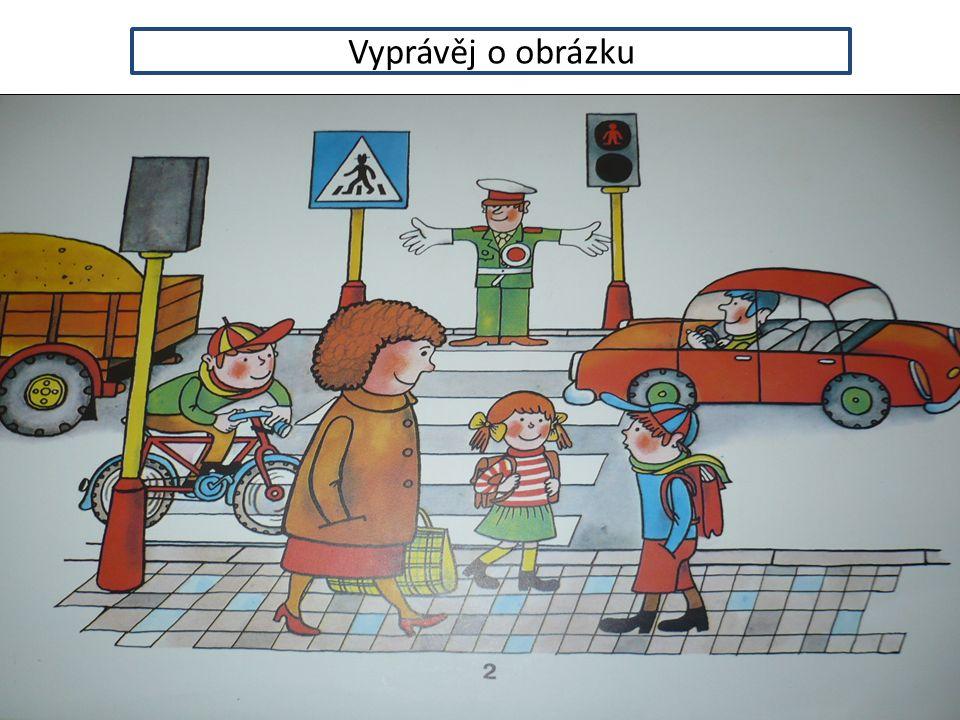PRAVIDLA PRO CHODCE 1.Tam, kde je chodník, musí jej chodec použít.