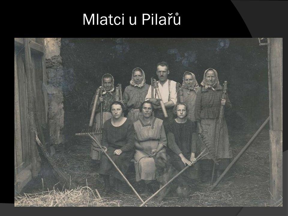 Mlatci u Pilařů