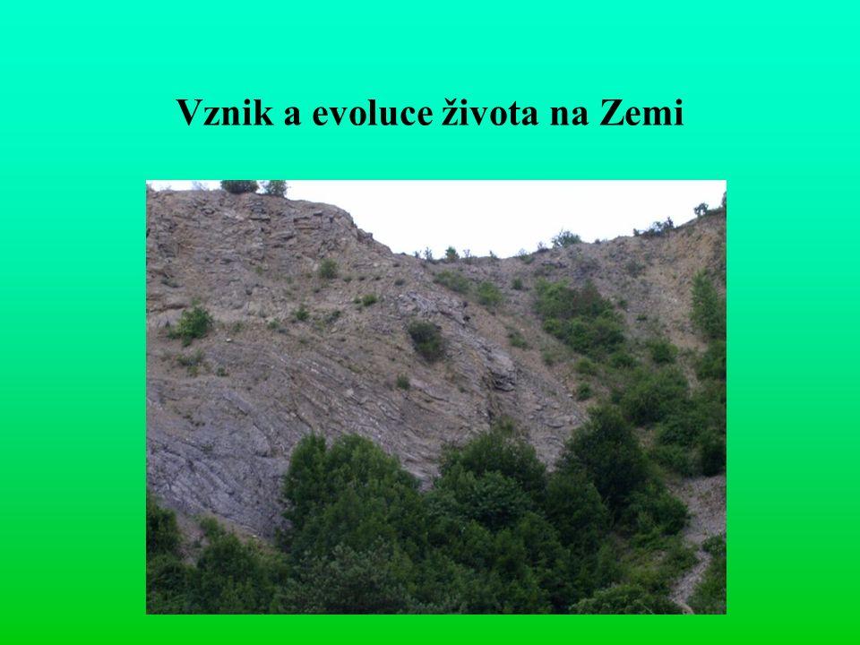 Vznik a evoluce života na Zemi