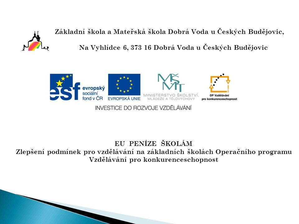 Autor Mgr.Růžena Koubová Vzdělávací oblast/Obor: Člověk a příroda/Chemie Třída: VIII.