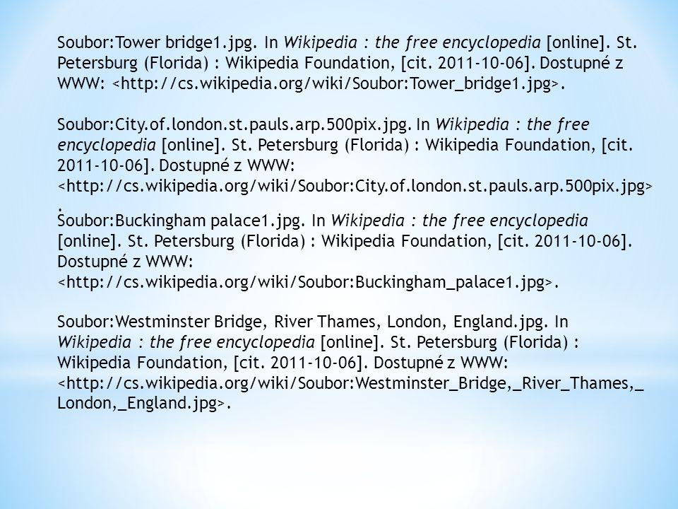 Soubor:Tower bridge1.jpg. In Wikipedia : the free encyclopedia [online].