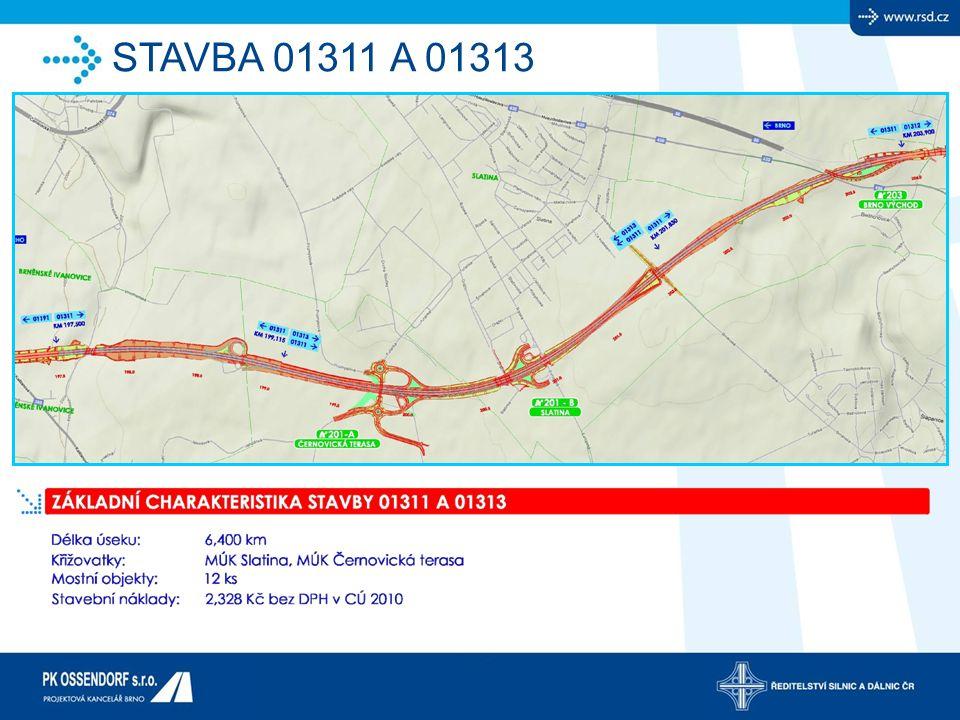 STAVBA 01311 A 01313