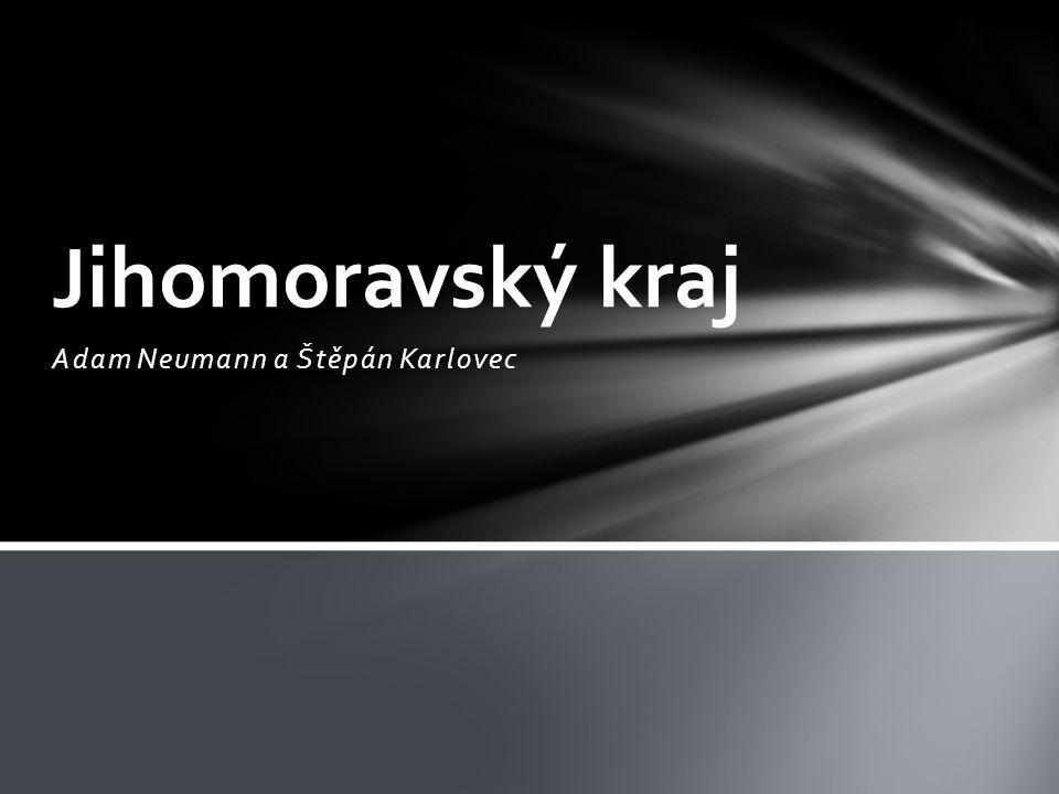 Adam Neumann a Štěpán Karlovec Jihomoravský kraj