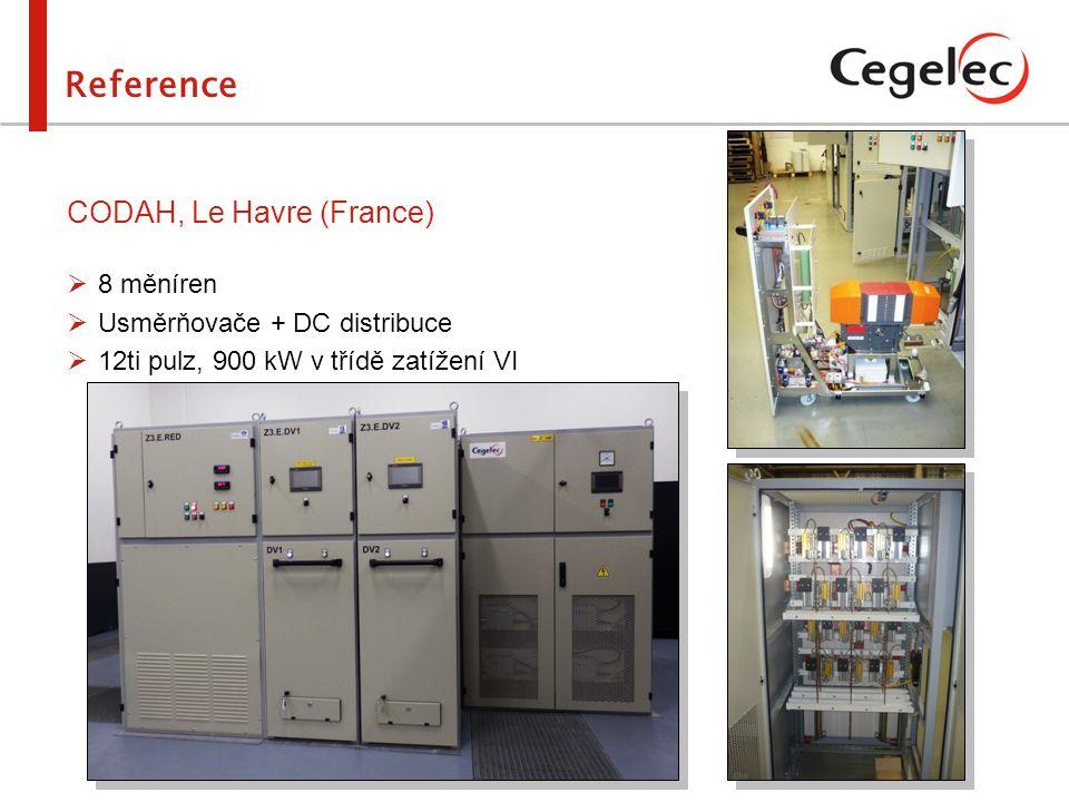 DC měnírna Energy Storage System Energy storage system - princip  Rekuperující vozidlo (žlutá) : Uložení energie  Akcelerace vozidla (modrá) : Využití energie ze zásobníku