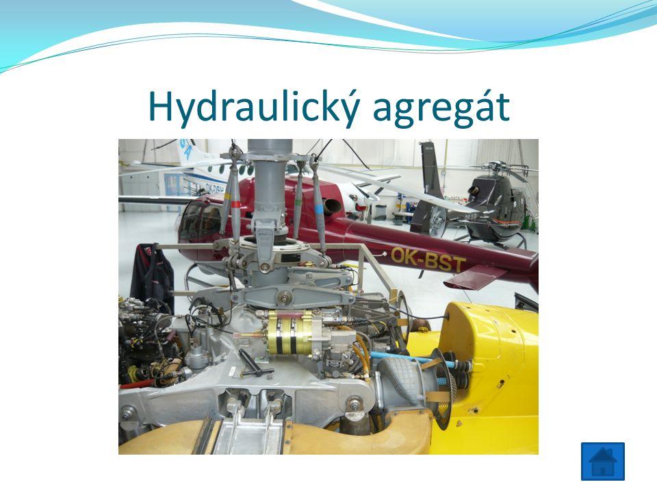 Hydraulický agregát