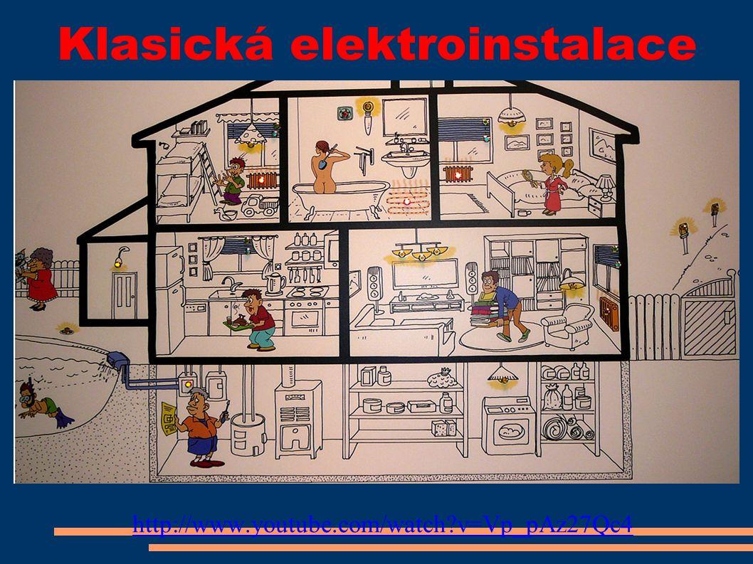 Sběrnicová elektroinstalace http://www.youtube.com/watch?v=PuFye0mRFhs&feature=related