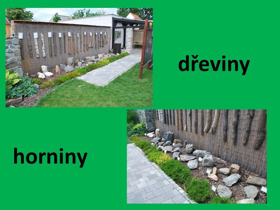 """Cíl projektu """"Pozimní úklid a příprava zahrady na jaro."""