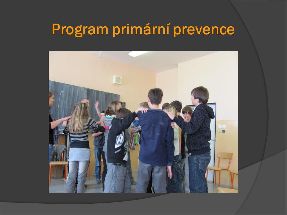 Program primární prevence