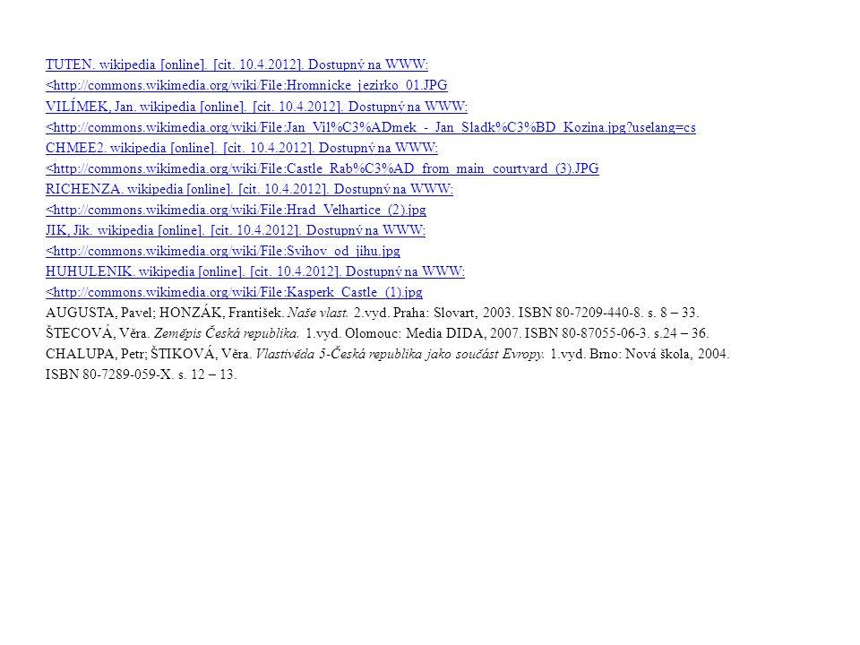 TUTEN. wikipedia [online]. [cit. 10.4.2012].