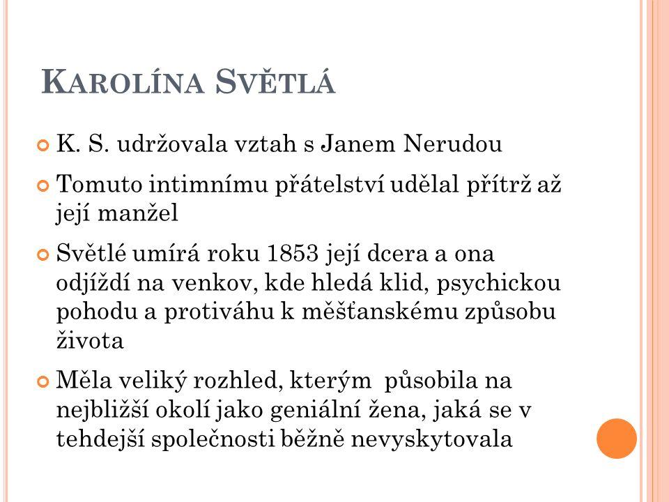 P OETIKA DÍLA K.