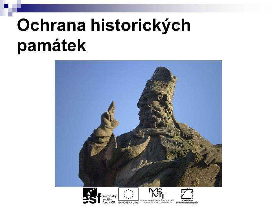 Ochrana historických památek