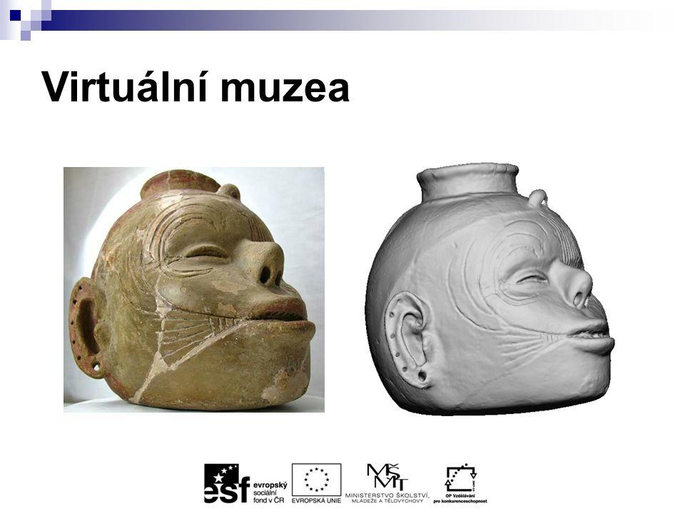 Virtuální muzea
