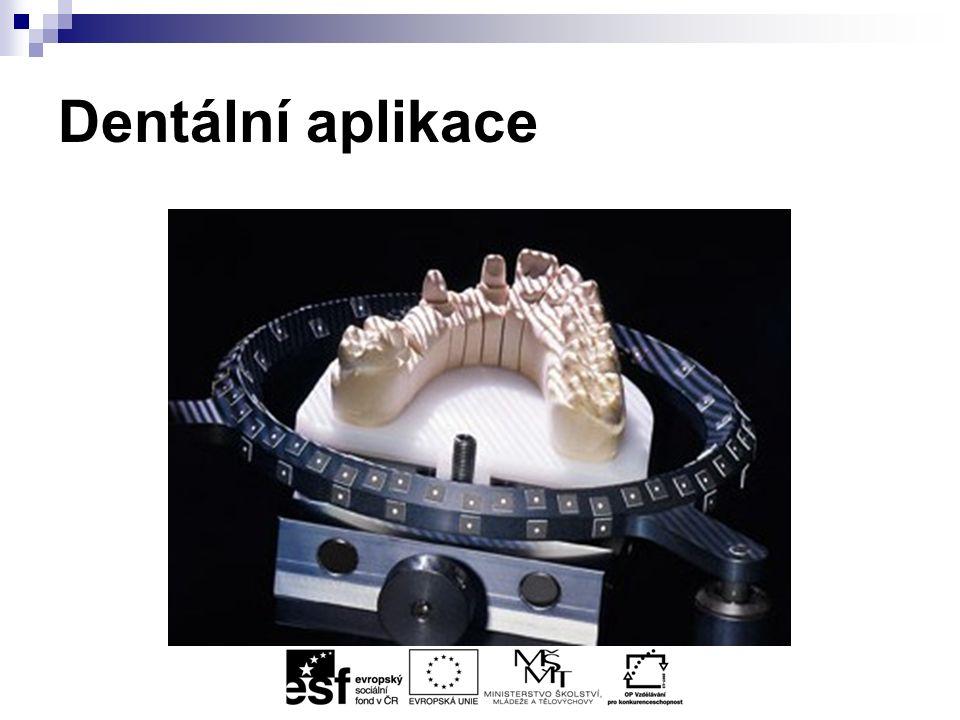 Dentální aplikace