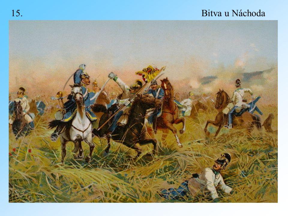 15.Bitva u Náchoda