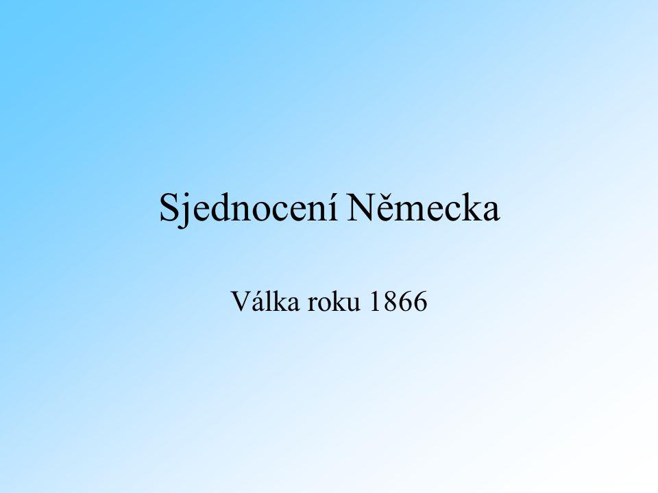 Metodika Autor: Marcela Horká Předmět: Dějepis Ročník: osmý Pomocí prezentace s výkladem se žáci seznamují se sjednocením Německa a válkou v roce 1866.