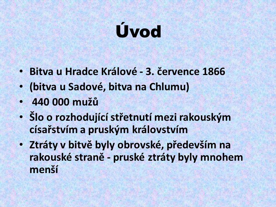 Úvod Bitva u Hradce Králové - 3.