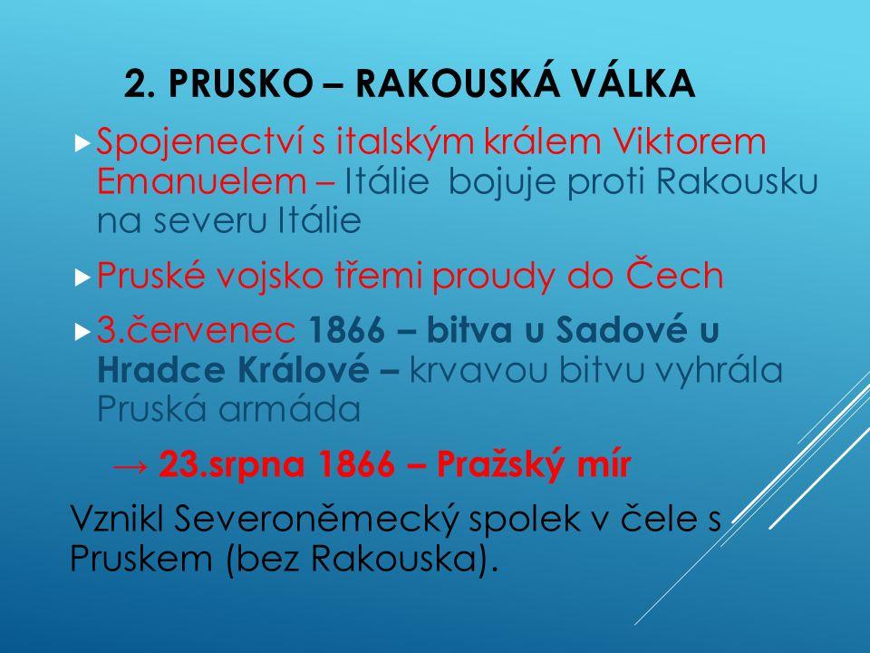 BITVA U HRADCE KRÁLOVÉ  3.