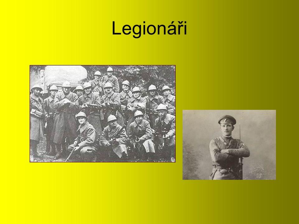 Legionáři