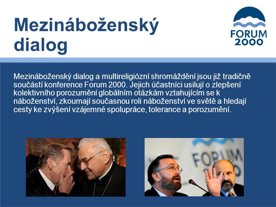 Iniciativa Společná starost je volným a otevřeným uskupením osobností reprezentujících různé kultury, historii, náboženství a tradice, do něhož se zapojili mimo jiné Václav Havel, Jeho Svatost dalajlama, Jeho královská výsost El Hassan bin Talal a Frederik W.