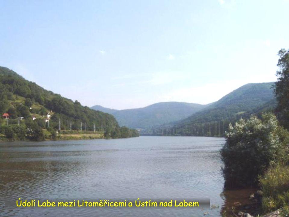 Litoměřice, soutok s řekou Ohře