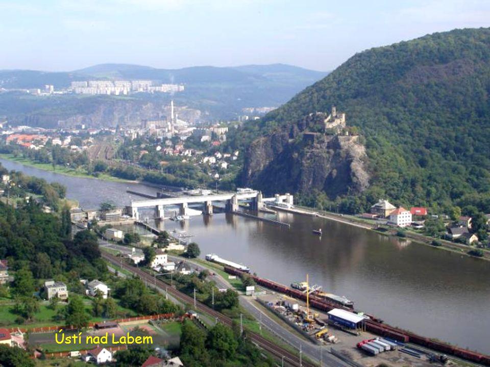 Údolí Labe mezi Litoměřicemi a Ústím nad Labem