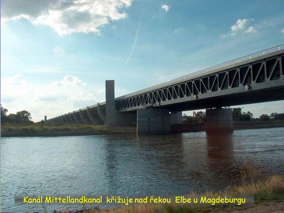 Magdeburg, metropole Sachsen-Anhalt, a gotický dóm